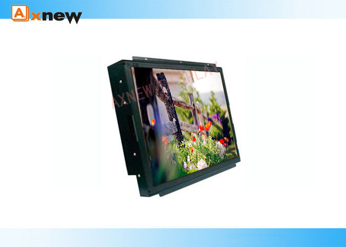 "17"" Sunlight Readable LCD Monitor With IR Touch Screen"